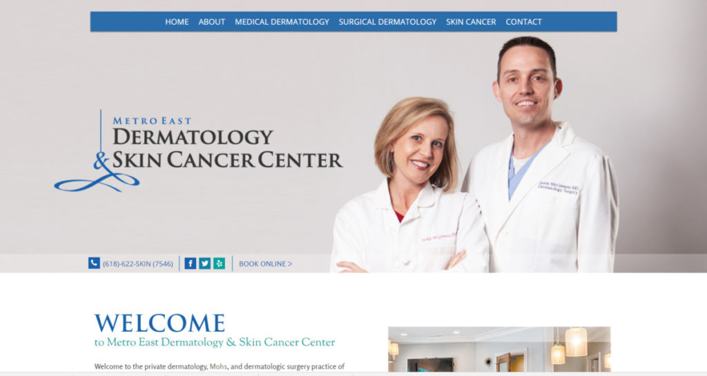 Metro East Dermatology Skin Cancer Center Shiloh Il St Louis